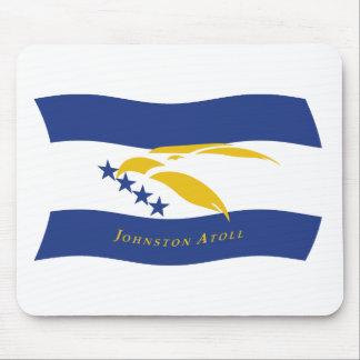 Johnston Atoll Flag Mousepad