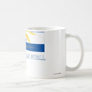 Johnston Atoll Flag with Name Mug