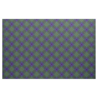 Johnston clan Plaid Scottish tartan Fabric