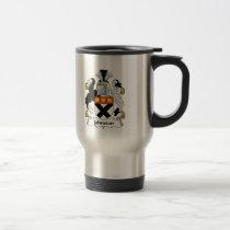 Johnston Family Crest Mug