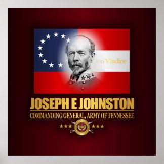 Johnston, J (patriota meridional) Póster