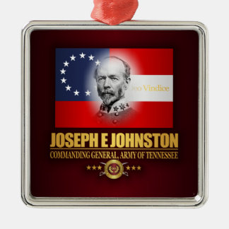 Johnston, J (Southern Patriot) Metal Ornament