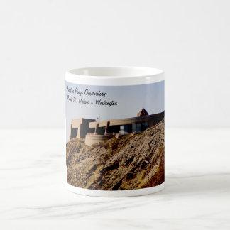 Johnston_Ridge_Observatory_0833 Classic White Coffee Mug