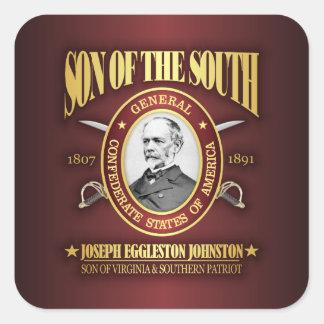 Johnston (SOTS2) Square Sticker