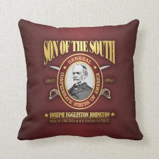 Johnston (SOTS2) Throw Pillow