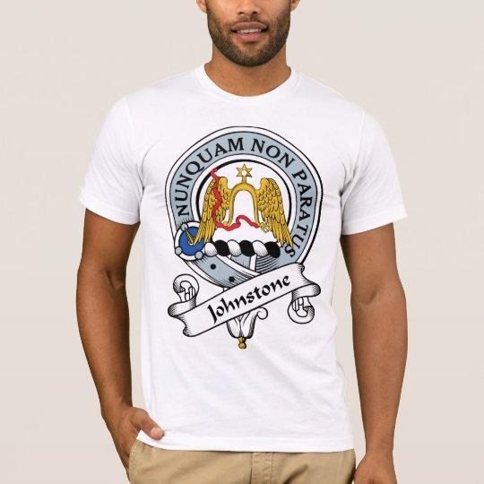 Johnstone Clan Badge T-Shirt