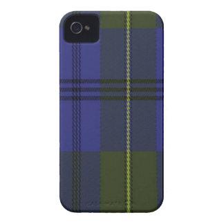 Johnstone Scottish Tartan iPhone4 case