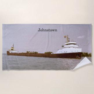 Johnstown beach towel