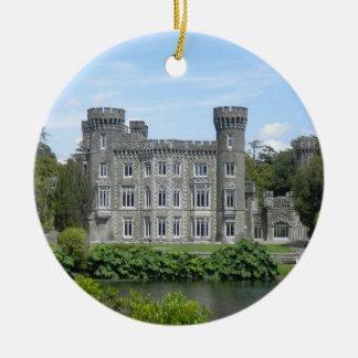 Johnstown Castle Ceramic Ornament