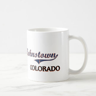 Johnstown Colorado City Classic Classic White Coffee Mug