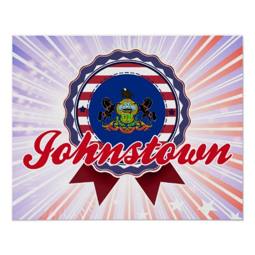 Johnstown, PA Poster