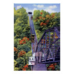 Johnstown Pennsylvania Incline Posters