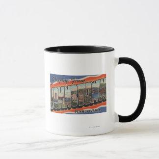 Johnstown, Pennsylvania - Large Letter Scenes 2 Mug