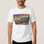 Johnstown, Pennsylvania - Large Letter Scenes 2 T-Shirt