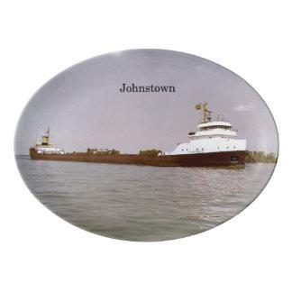 Johnstown platter