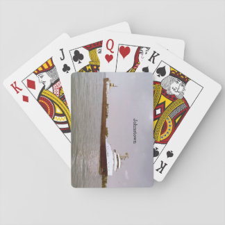 Johnstown playing cards