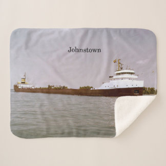 Johnstown sherpa blanket