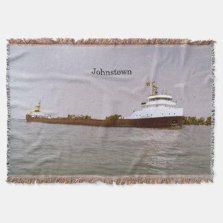 Johnstown woven blanket