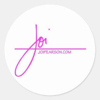 Joi Pearson Photography Sticker
