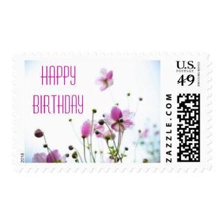 Joie de Vivre • Sello del cumpleaños