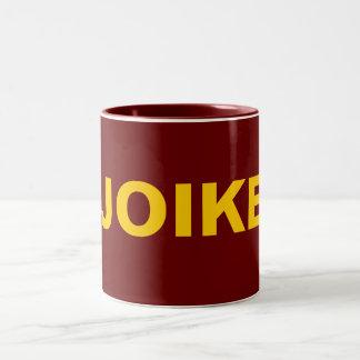 JOIKE Two-Tone COFFEE MUG
