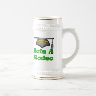 Join A Rodeo Beer Stein