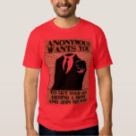 Join Anonymous Shirt