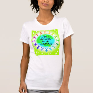 Join Hands for Japan T Shirt