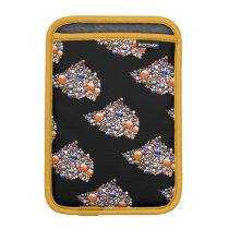 Join - ipad sleeve bubble clouds pattern