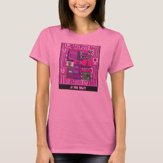 Join me? - African art T-Shirt