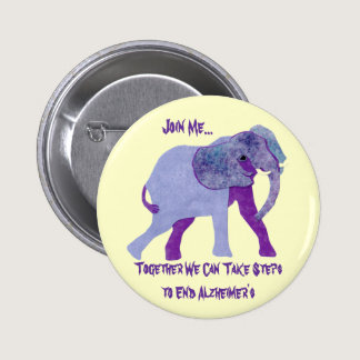 Join Me Pinback Button