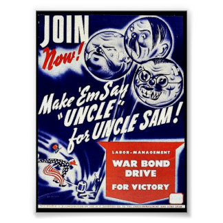 Join Now Make 'Emsay Uncle For Uncle Sam Posters