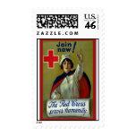 Join Now! ~ Vintage Nurse Postage