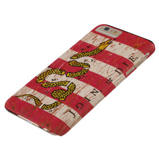 Join or Die Barely There iPhone 6 Plus Case