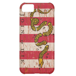 Join or Die Cover For iPhone 5C