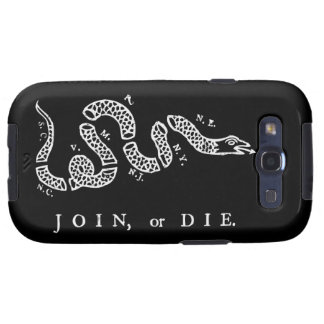 Join or Die Galaxy SIII Cover