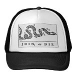 Join or Die Hat