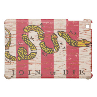 Join or Die  iPad Mini Cover