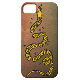 Join, or Die Iphone 5 Cover