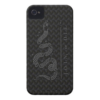 Join or Die iPhone Case iPhone 4 Covers