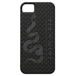 Join or Die iPhone Case iPhone 5 Cases