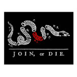 JOIN, or DIE New Jersey Post Cards