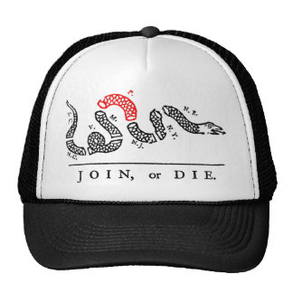 JOIN, or DIE Pennsylvania Trucker Hat