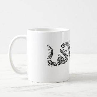 Join Or Die Snake Coffee Mugs