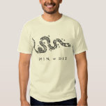 Join or Die Sons of Liberty T-shirt
