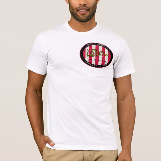 Join or Die T-shirt - Customized