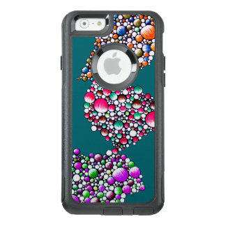 Join - OtterBox phone case with colorful bubbles