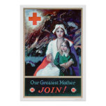 Join Our Greatest Mother (US00311) Print
