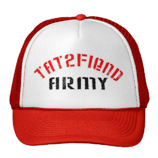 Join Our Tat2fiend Army Hats