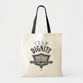 Join Team Dignity - No Bullying Tote Bag